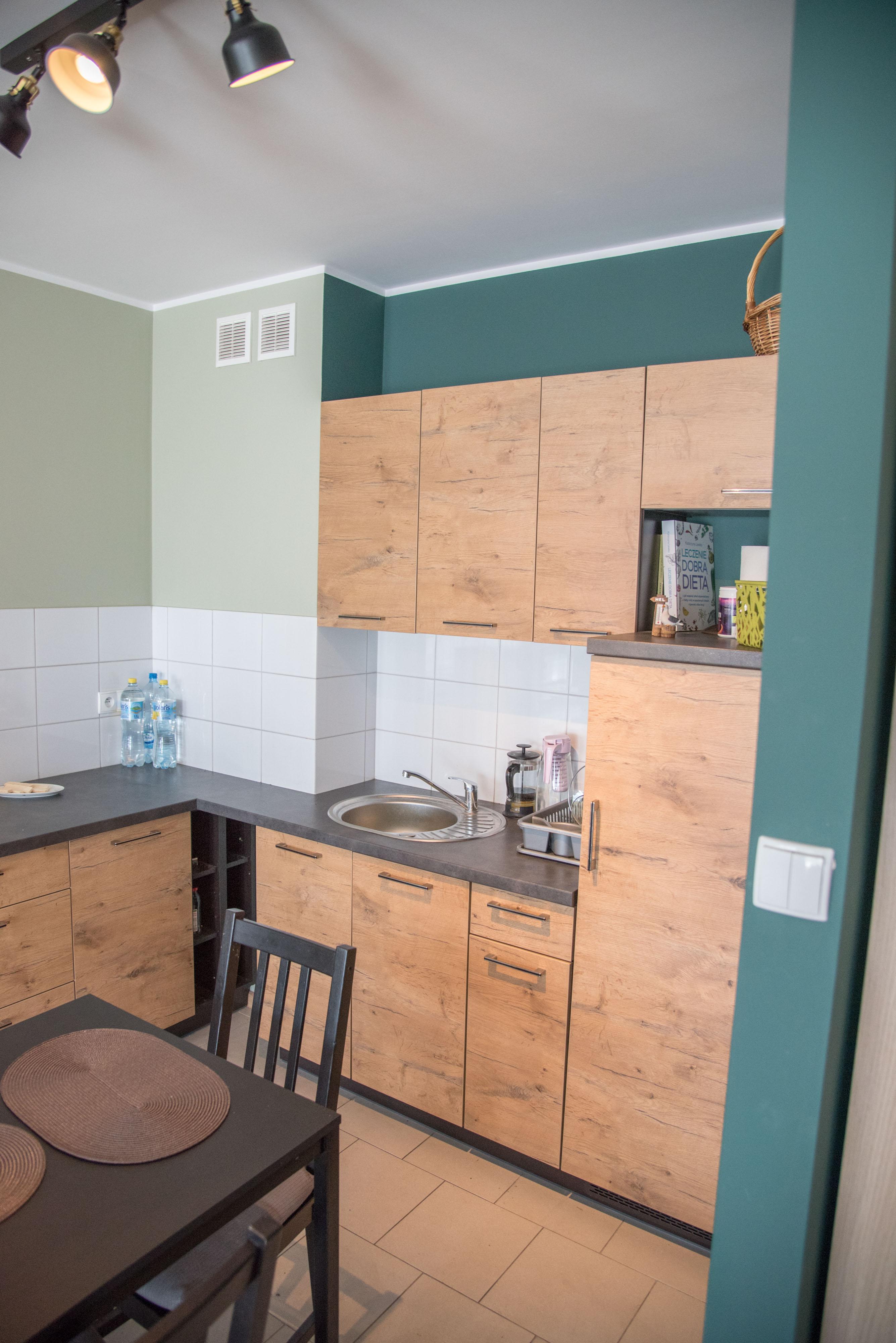 Wyposażenie kuchni nowego mieszkania