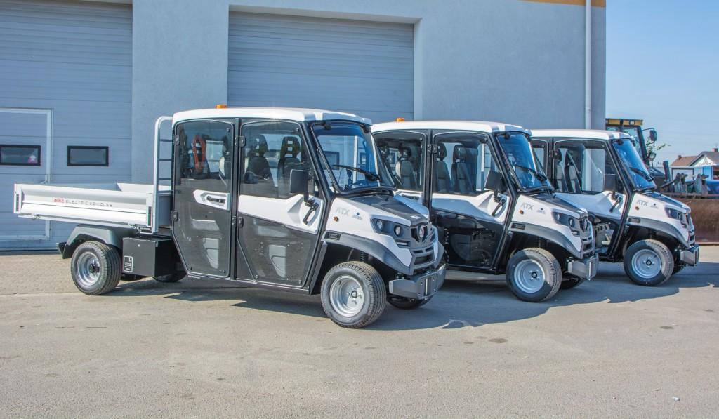 Rumia: PUK inwestuje w ekologiczne pojazdy