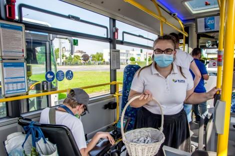 Próbna przejażdżka autobusem MAN Lion's City 12C Efficient Hybrid.