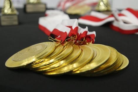 Medale turniejowe