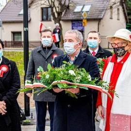 Rumia – obchody 102. rocznicy odzyskania przez Polskę niepodległości