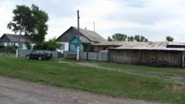 Dom rodzinny Kułakowskich w Kazachstanie.