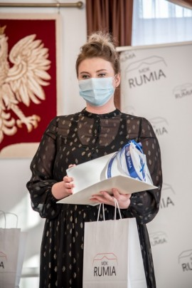 Laureatka Teresa Płotkowiak