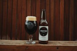 Jeden z produktów browaru – piwo Grafinia