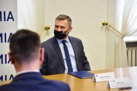Michał Pasieczny, burmistrz Rumi