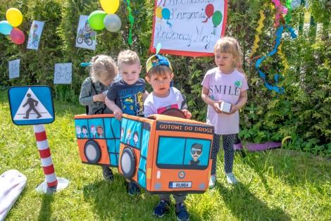 Zwieńczenie kampanii w Przedszkolu