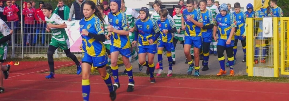Rugbowych emocji ciąg dalszy – za nami Rugby Amber Cup