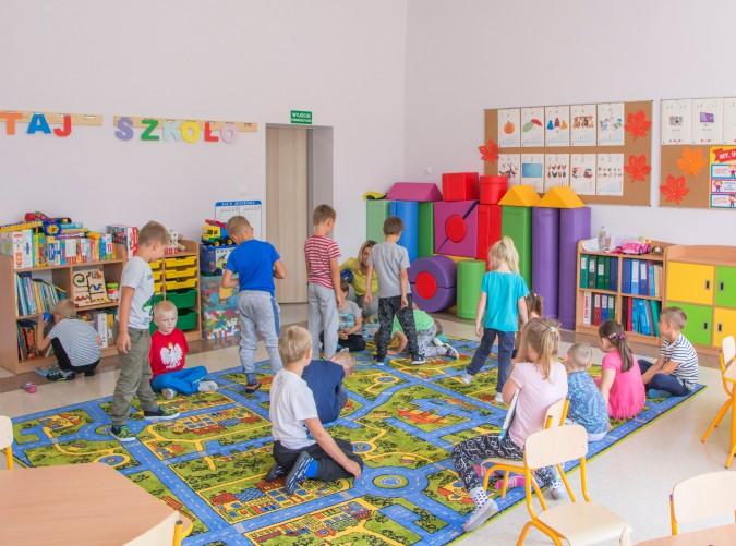 Wznowienie opieki przedszkolnej i świetlicowej