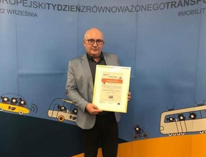 Rumia złotym uczestnikiem kampanii ETZT 2019