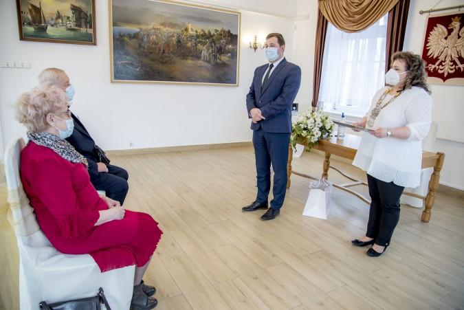 Kolejne rumskie małżeństwa świętowały złote gody