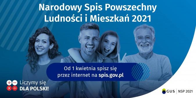 Wejdź na spis.gov.pl i spisz się!