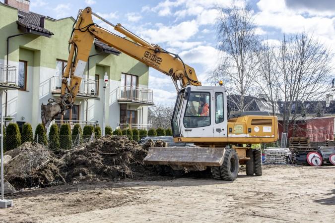 Ruszyła budowa węzła integracyjnego w Janowie