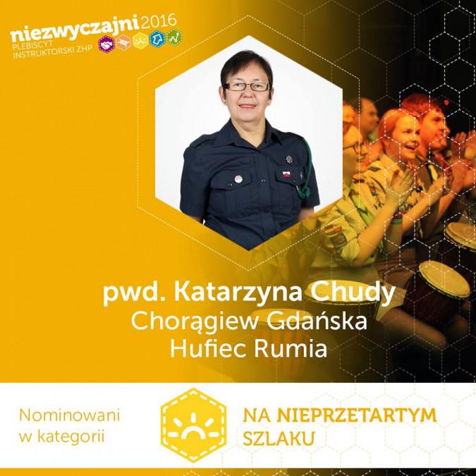 Rumska wolontariuszka z szansą na ogólnopolskie wyróżnienie