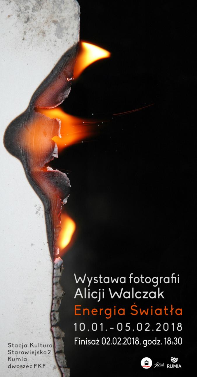"""Wystawa fotografii Alicji Walczak """"Energia Światła"""""""