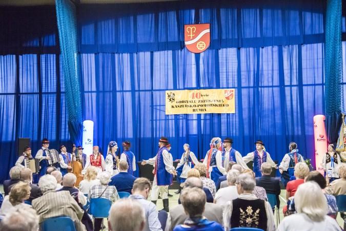 Członkowie ZKP w Rumi świętowali 40-lecie swojego oddziału