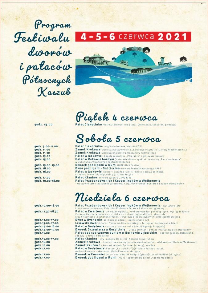 Festiwal Dworów i Pałaców Północnych Kaszub