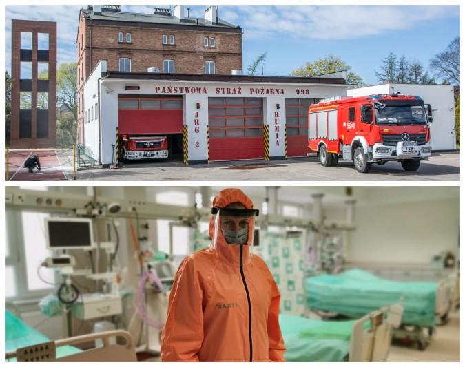 Rumia wspiera finansowo służby ratunkowe