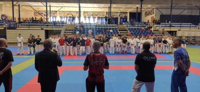 W Rumi odbyło się XI Pomerania-Karate WKF