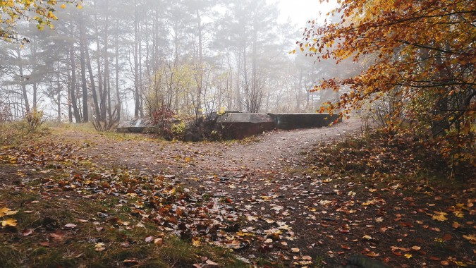 Starożytna osada na Górze Markowca