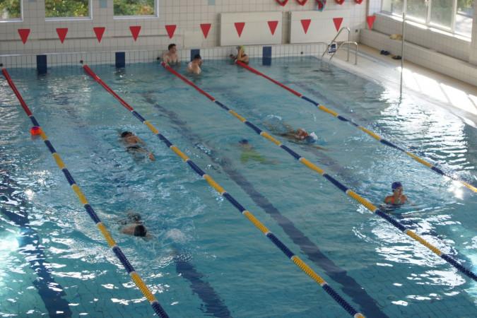 Bezpłatna nauka pływania dla dzieci
