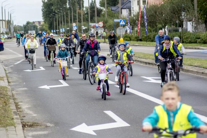 Trwają zapisy na miejski przejazd rowerowy