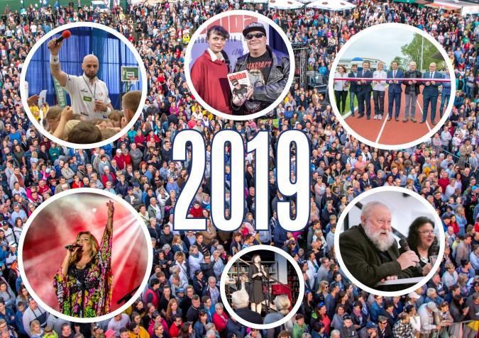 Podsumowanie roku w kulturze i sporcie