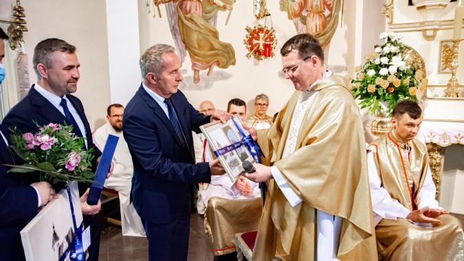Kościół Podwyższenia Krzyża Świętego uczcił 100-lecie konsekracji