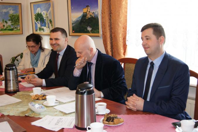 Kolejne posiedzenie Rumskiej Rady Seniorów