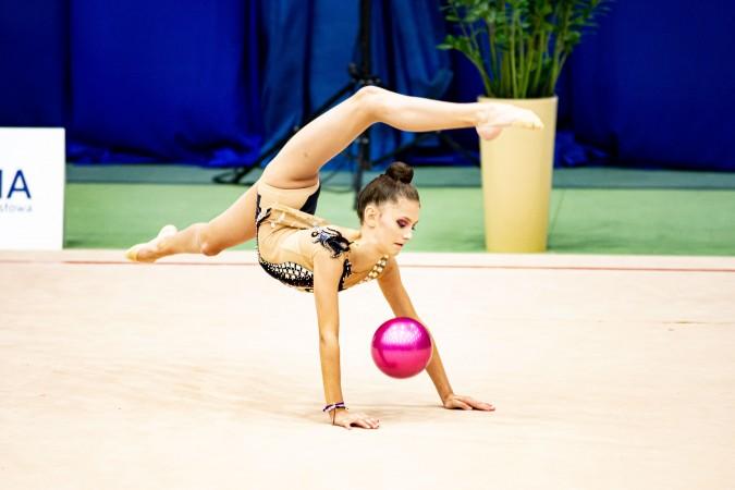 Gimnastyczki zawładnęły MOSiR-em