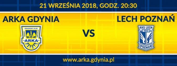 Bilety dla seniorów na mecz Arki Gdynia