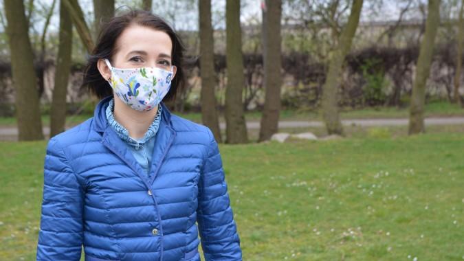 Obowiązek zasłaniania ust i nosa – MOPS dostarcza maseczki