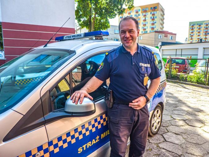Bohater dnia codziennego – dzień z życia strażnika miejskiego