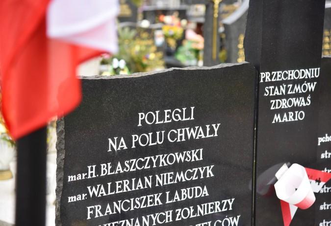 Rumia uczciła 76. rocznicę zakończenia II wojny światowej w Europie