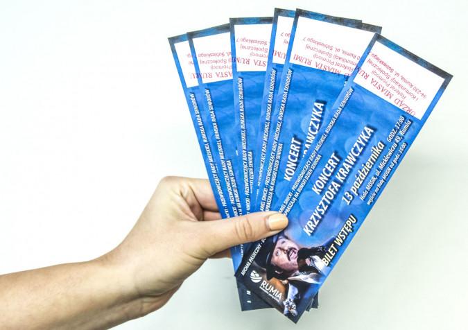Koncert Krzysztofa Krawczyka – bezpłatne bilety dla seniorów