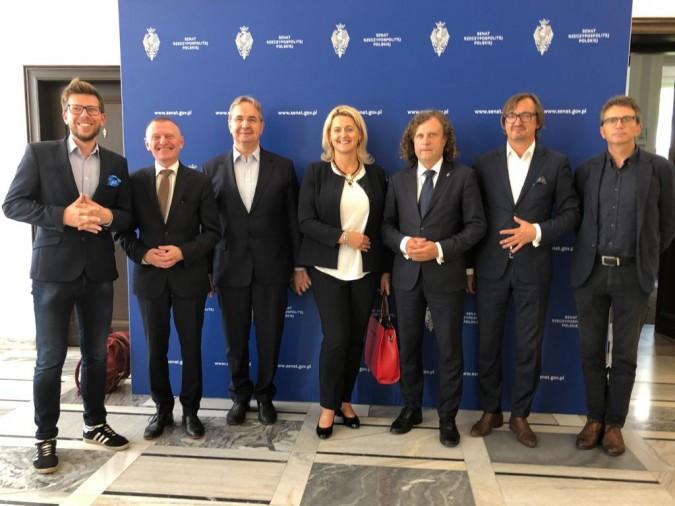 Ustawa metropolitalna dla Pomorza skierowana do dalszych prac w Sejmie