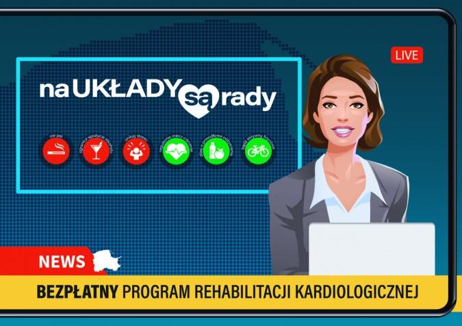 Bezpłatny program rehabilitacji kardiologicznej