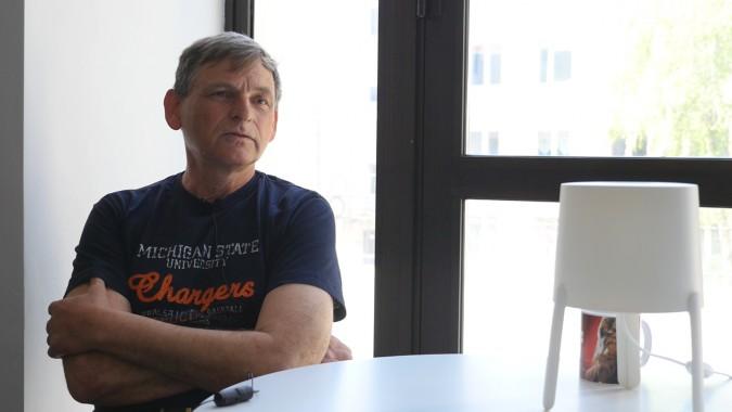 """Mariusz Konarski: """"dawniej samoloty nie były takie jak dzisiaj"""""""