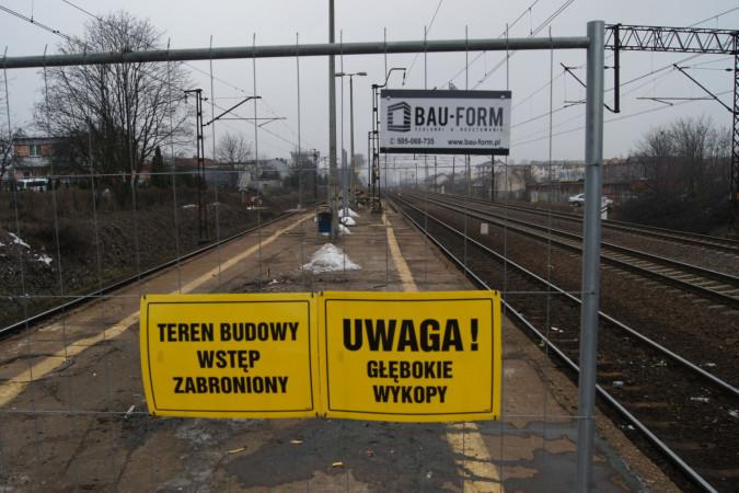 Ruszył remont SKM Janowo!
