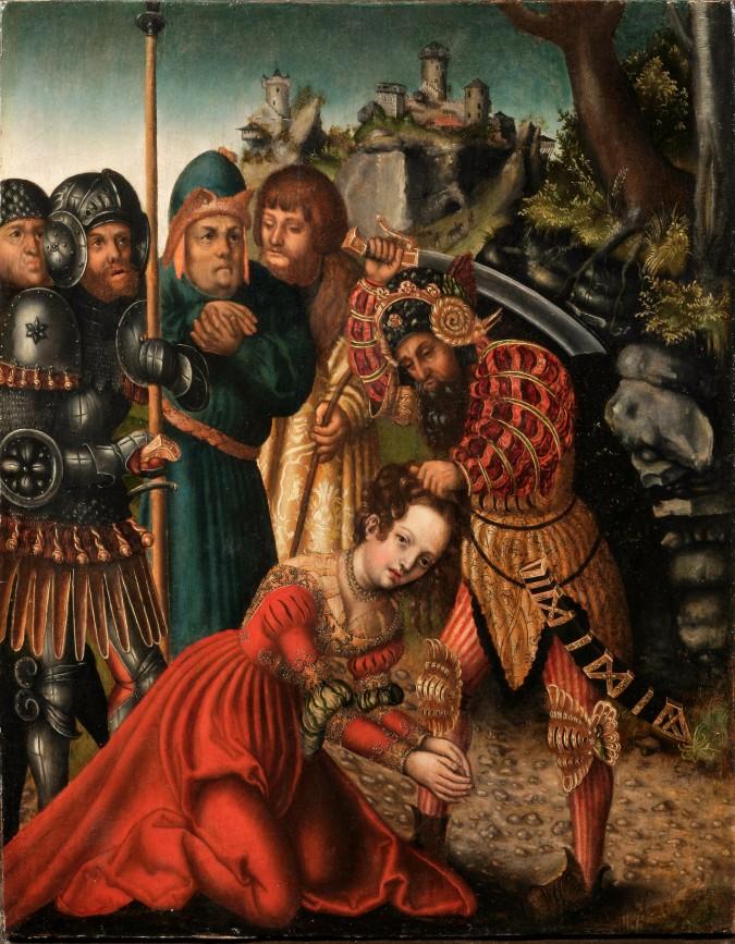 Najstarsza rumska legenda – o głowie św. Barbary i biskupie z Rzymu