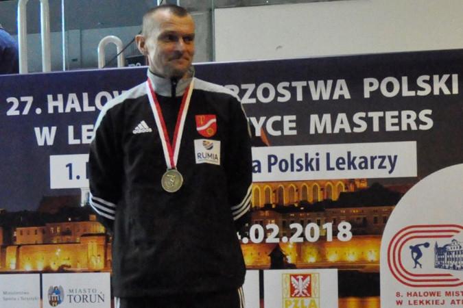 Mieszkaniec Rumi ustanowił nowy rekord Polski
