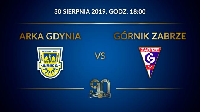 Bezpłatne bilety dla seniorów na mecz – Arka Gdynia vs Górnik Zabrze