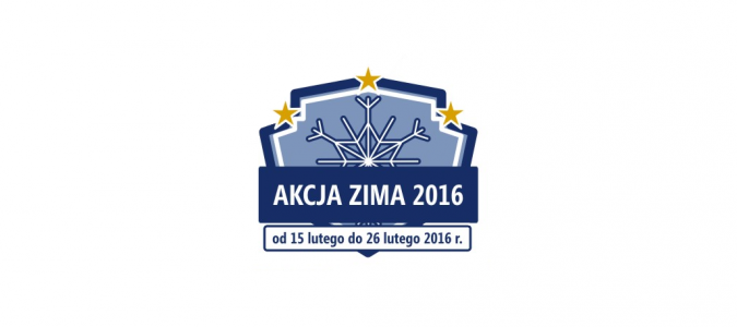 Akcja Zima 2016 – Harmonogram