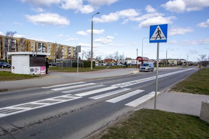 Przejścia dla pieszych zostaną doświetlone