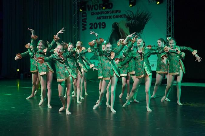 Roztańczona pasja – historia Zespołu Tańca Spin