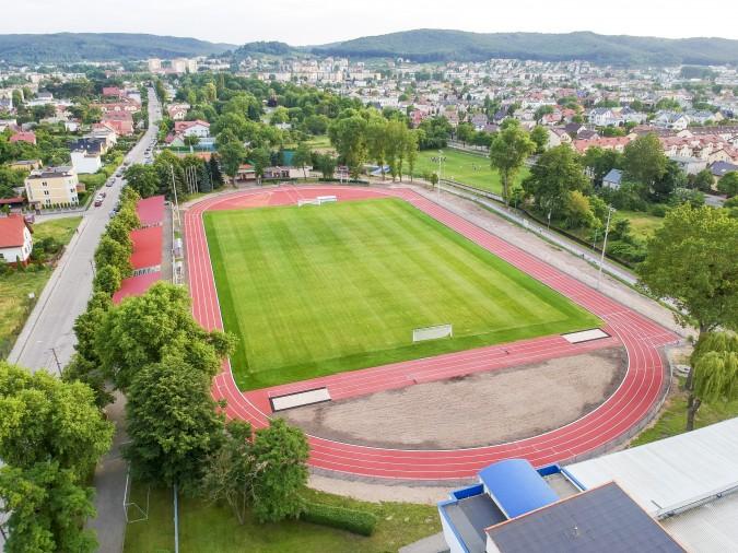 Zmodernizowany stadion jest do dyspozycji mieszkańców