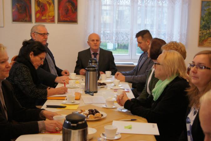 Rumska Rada Seniorów zaprasza do współpracy