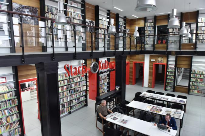 Stacja Kultura liderem wśród lokalnych bibliotek