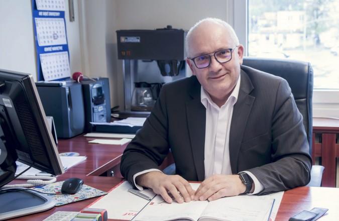 Wiceburmistrz Piotr Wittbrodt mówi o funkcjonowaniu miasta podczas epidemii