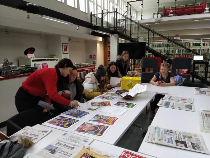 W Stacji Kultura piszą listy, które mogą odmienić życie