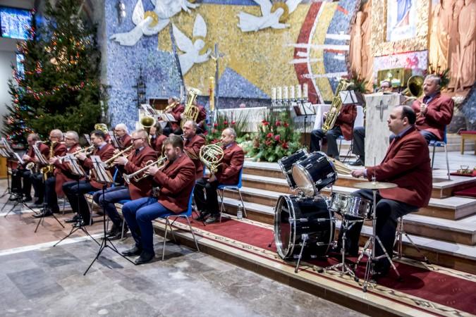 60-lecie Parafialnej Orkiestry Dętej